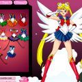 Viste a las Sailor Moon