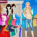 Barbie Moda Casual